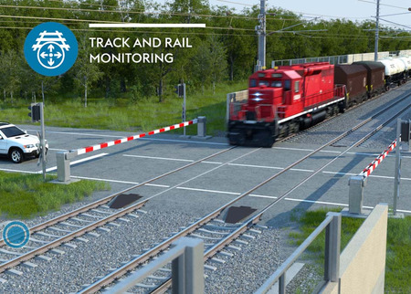 Track and rail monitoring