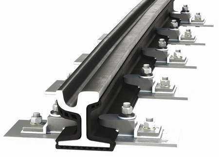 Elastic track support