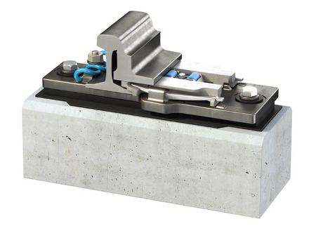 Elastic switch roller system