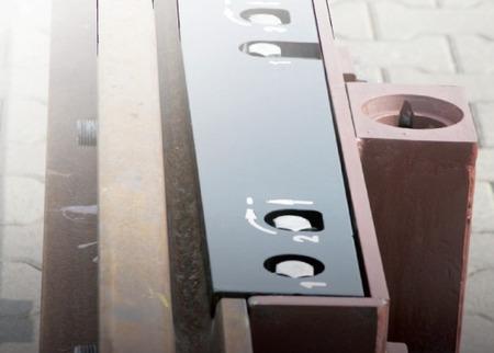 Adjustable Guide Rail