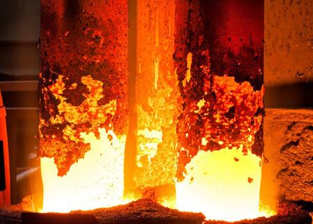 Sekundärmetallurgie Pfannenöfen