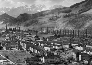 voestalpine Stahl Donawitz Geschichte Stahlproduktion
