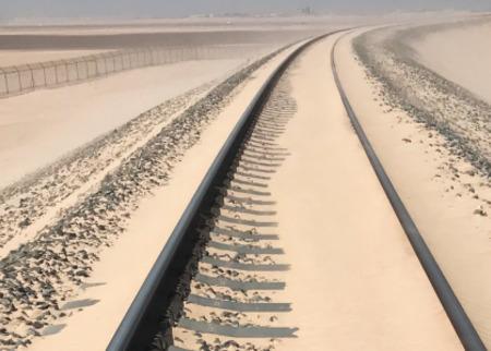 Etihad Rail Stage 2 Projekt