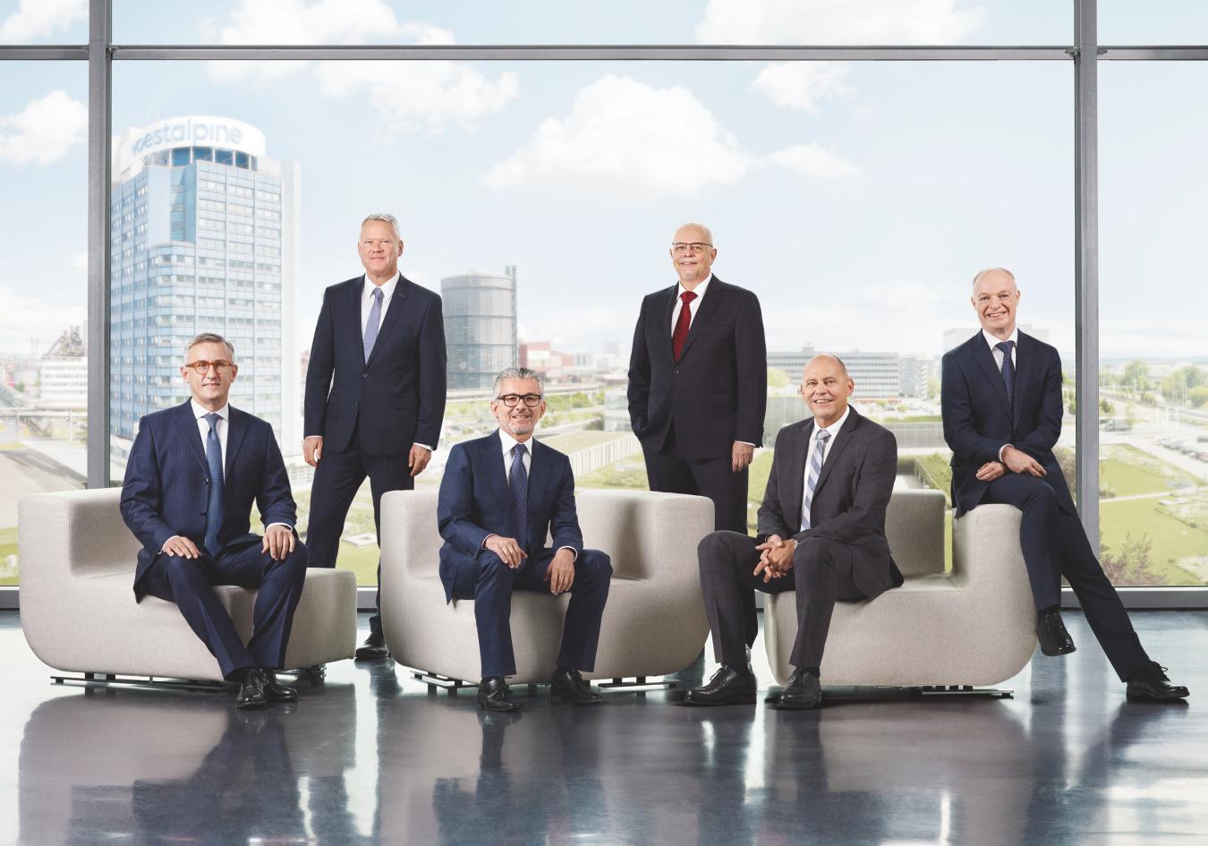 Vorstand voestalpine AG