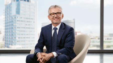 Herbert Eibensteiner, Vorstandsvorsitzender voestalpine AG
