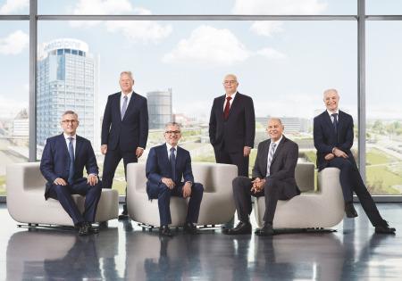 Vorstand der voestalpine AG