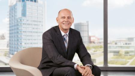 Hubert Zajicek, Vorstandsmitglied der voestalpine AG und Leiter der Steel Division