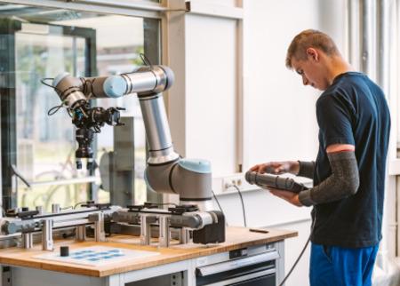 Lehre Automatisierungstechnik - Robotik