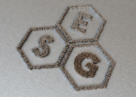 Periodensystem Atome Eisen