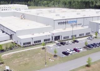 Cartersville plant