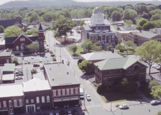 Cartersville town