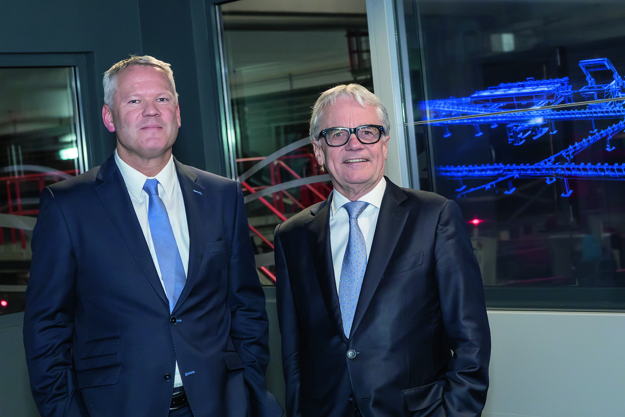 Today voestalpine opened the world\'s most advanced wire rod mill ...