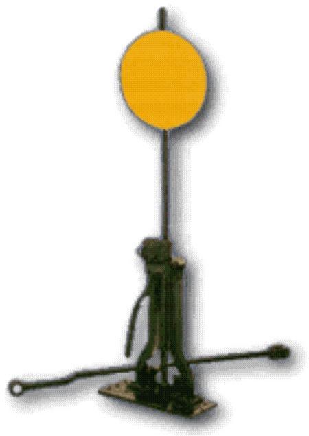 Star Model Column rigid Switch Stand