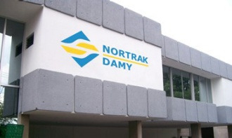Nortrak-Damy office