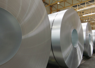 Steel Coils Processed